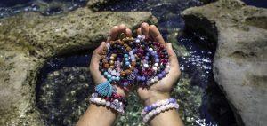 Náramky z minerálů - Beads of Love ♡